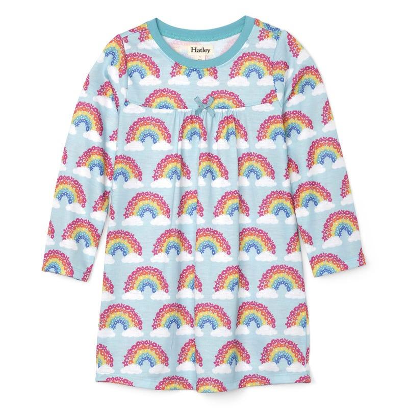 Rainbow Nightgown 3-10