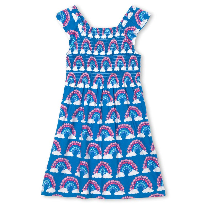 Enchantment Rainbow Dress 3-8