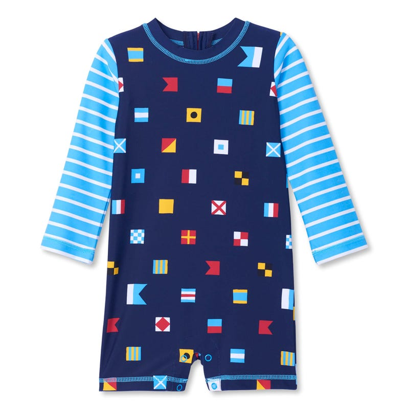 Flags UV Rashguard Swimsuit 3-24m