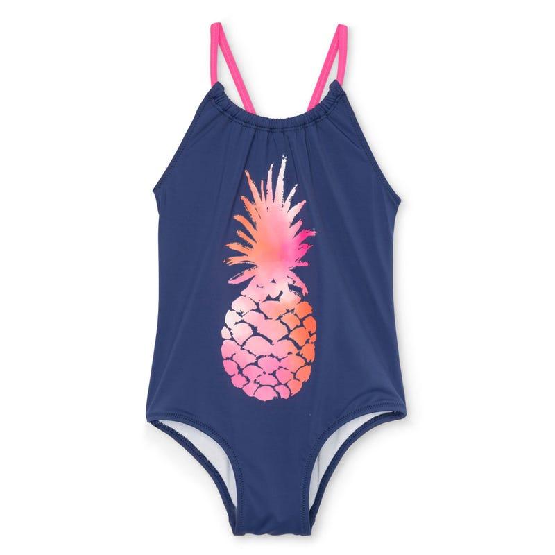 Pineapple Swimsuit 3-8