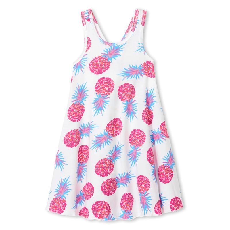 Pineapple Dress 3-8