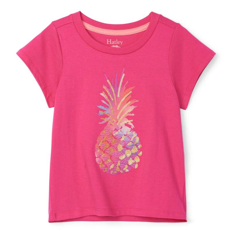 T-Shirt Ananas 3-8