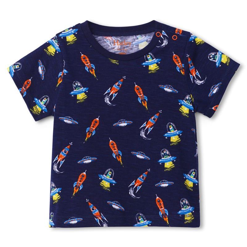 T-Shirt Fusée 3-24m