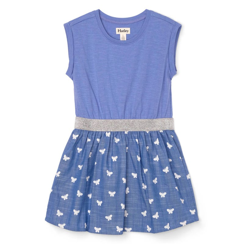 Flowers Dress 3-8