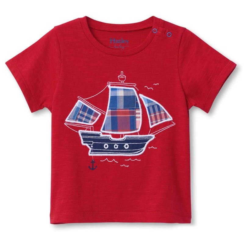 T-Shirt Bateaux 3-24m