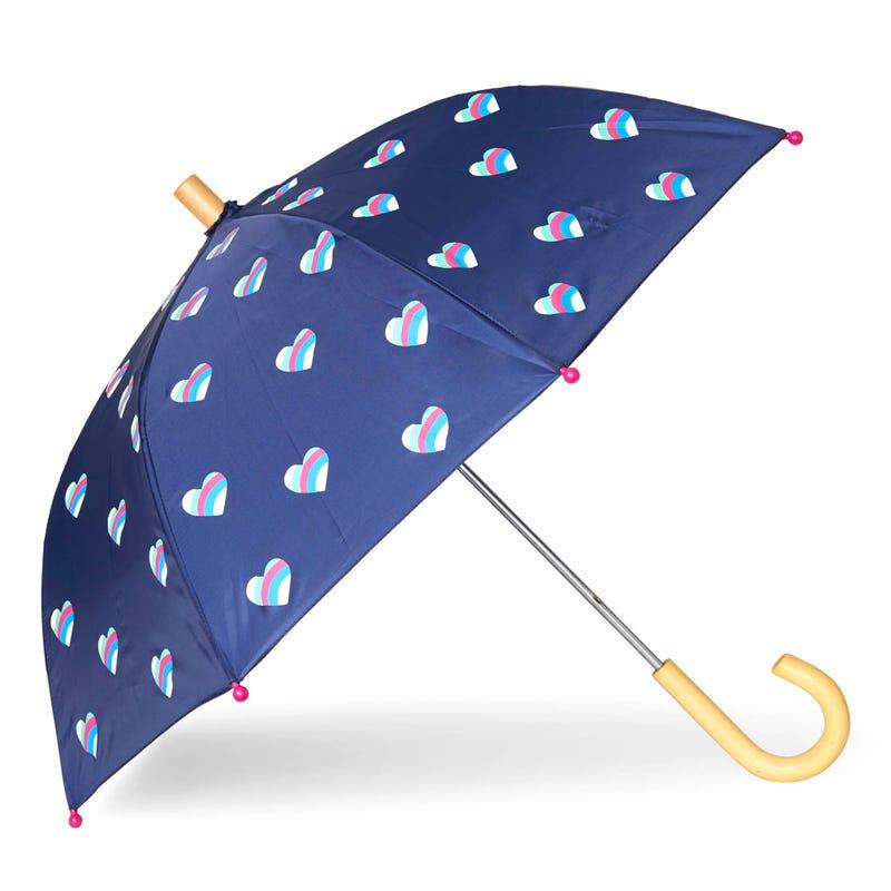 Hearts Umbrella