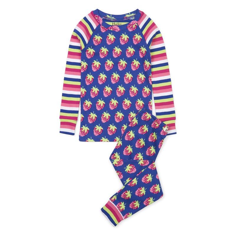 Pyjama Fraises 3-8
