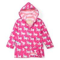 Unicorns Raincoat 2-8