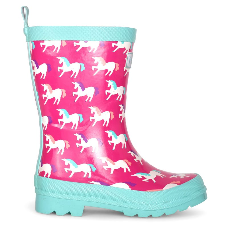 Unicorns Rainboots 4-13