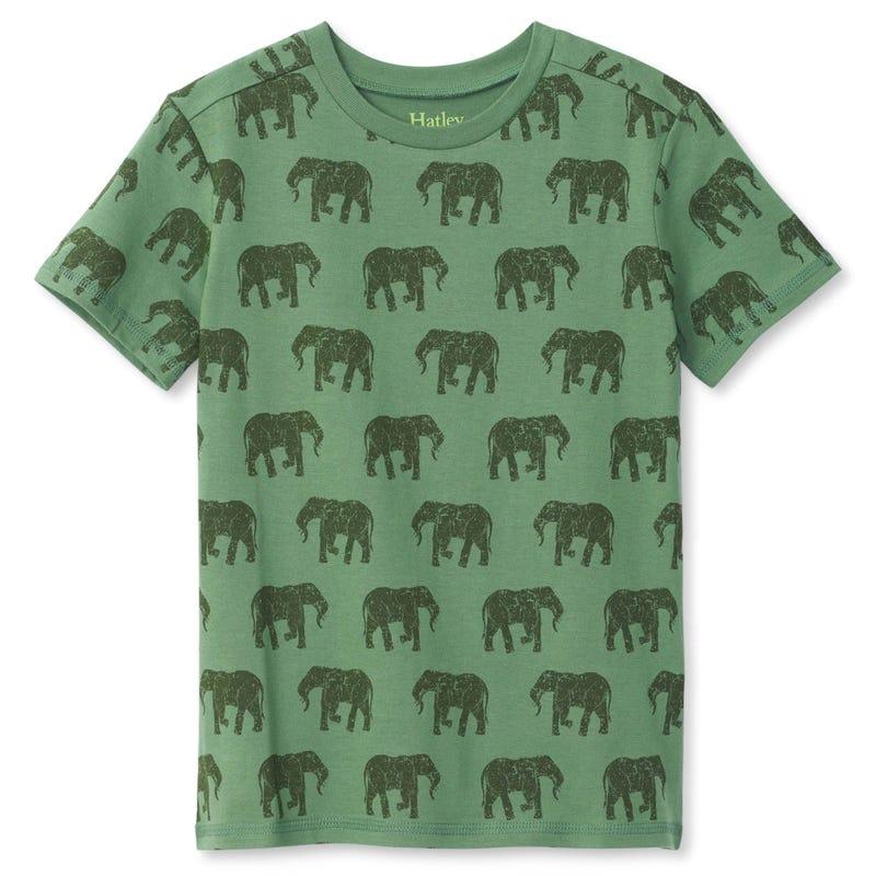 T-Shirt Éléphant Safari 2-8