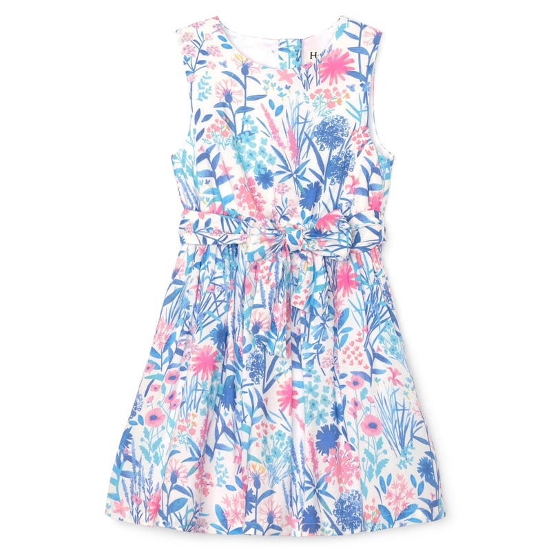 Enchantment Flower Dress 3-8