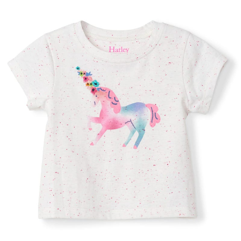 T-Shirt Licorne 3-24m