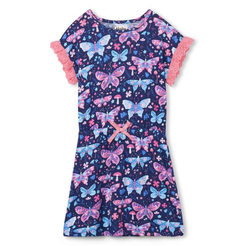 Botanical Dress 3-8yy