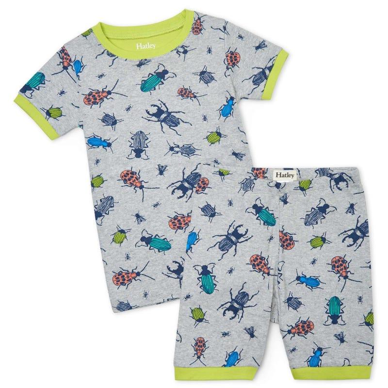 Bugs Short Pajamas 3-10y