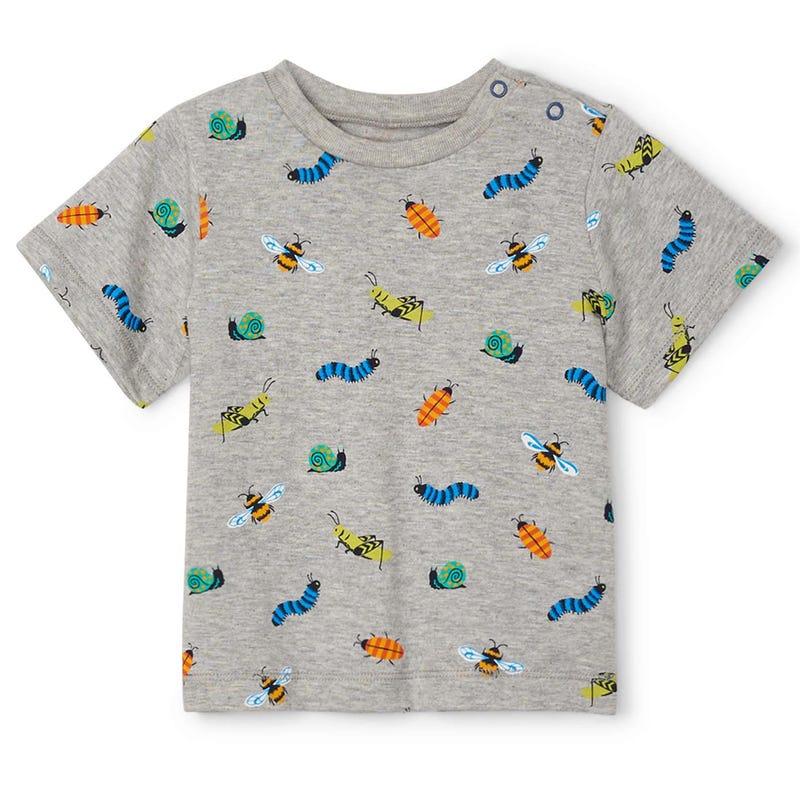 T-shirt Aventure 3-24mois