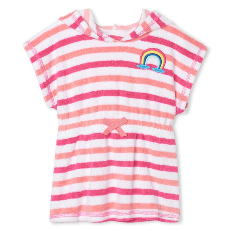 Striped Cover Up 9-24m