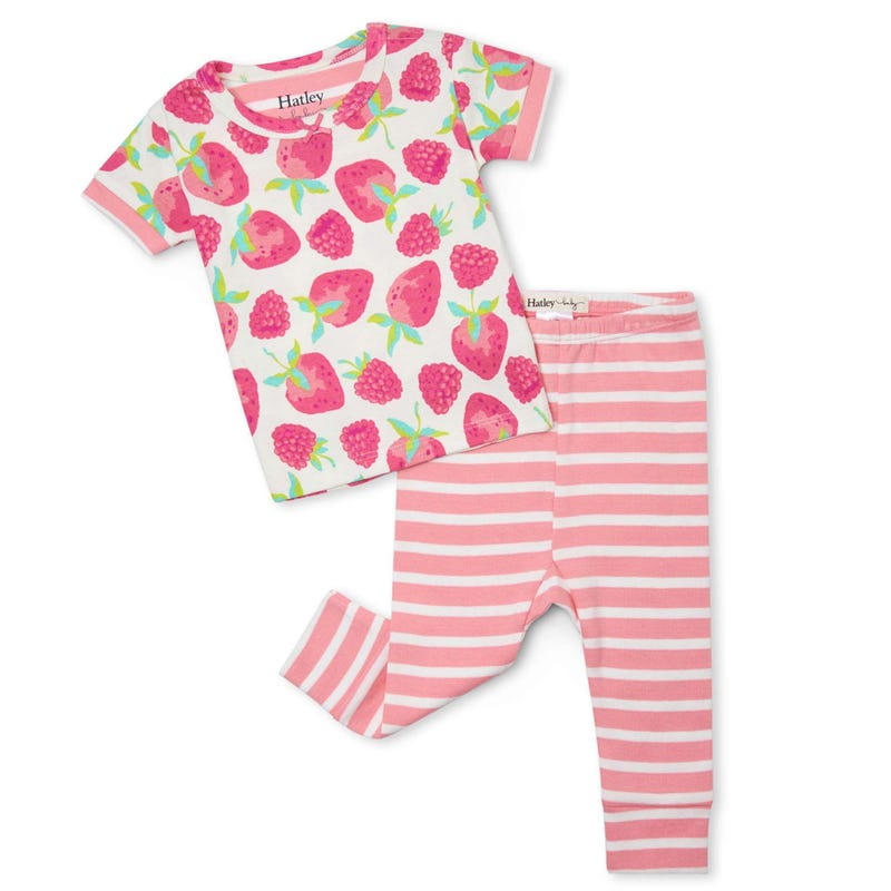 Pyjama Fraises 9-24mois