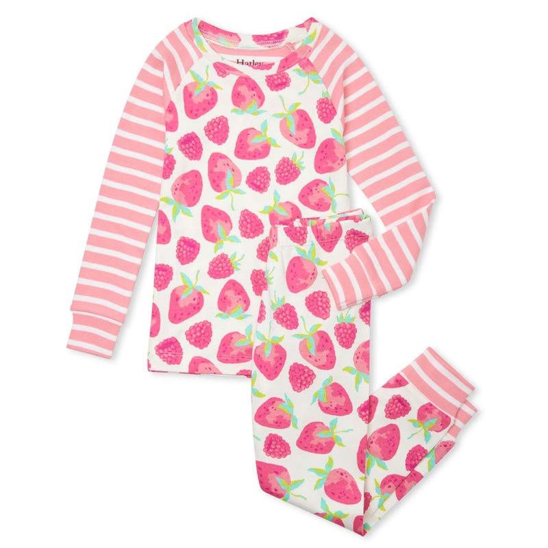 Pyjama Fraises 3-10ans