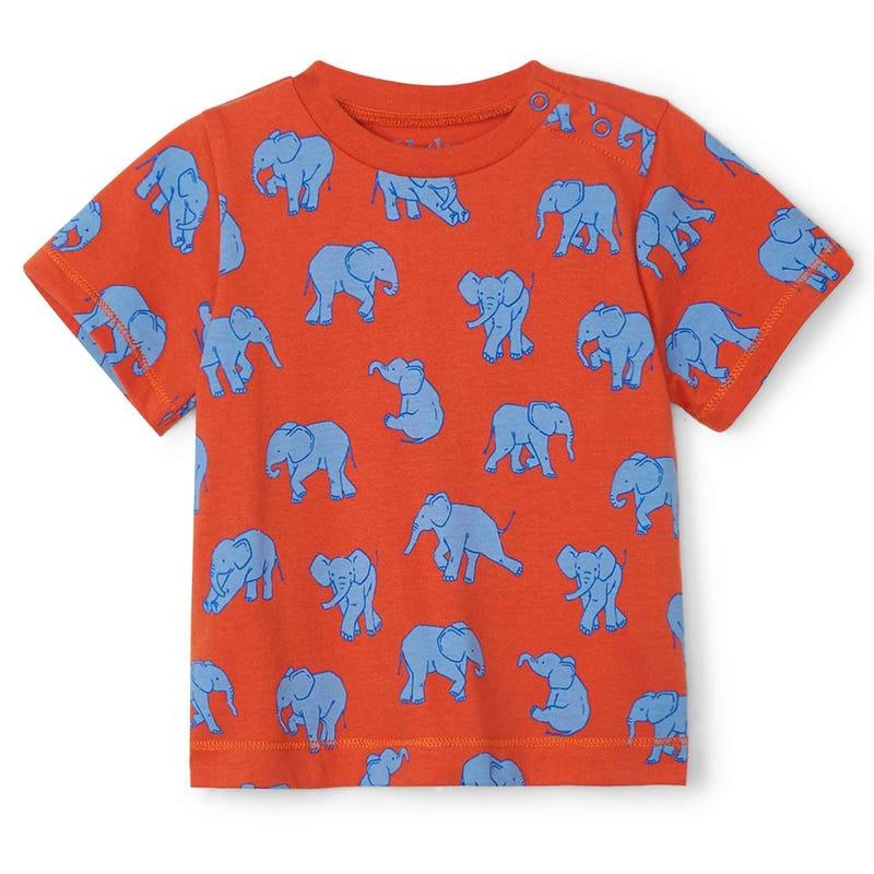 T-shirt Safari 9-24mois