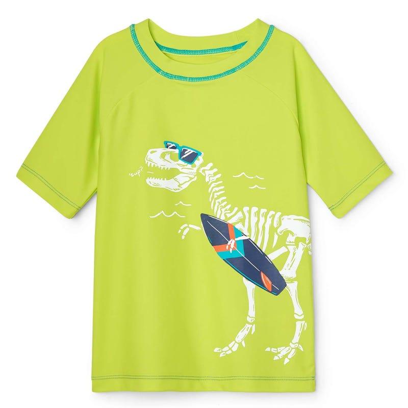T-shirt Maillot UV Dino 2-6ans