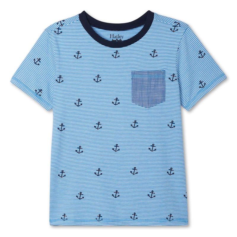 T-shirt Nautique 2-8ans