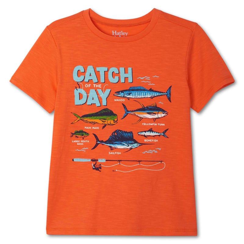 Aquatic T-shirt 2-8y