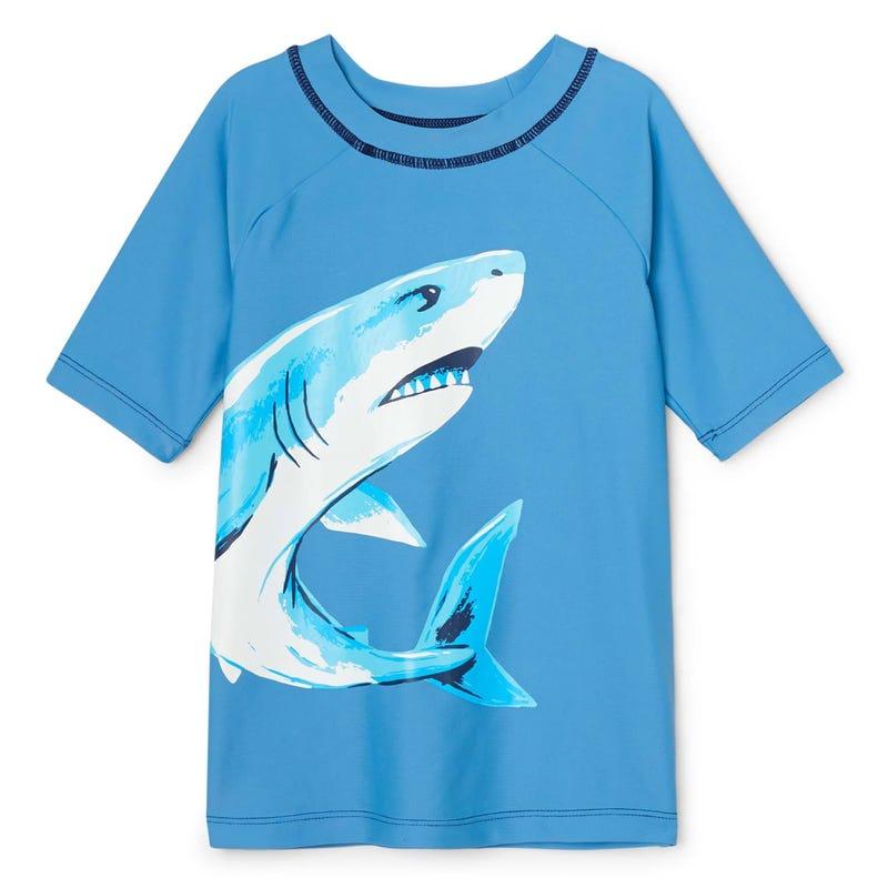 T-shirt Maillot UV Requin 2-6ans