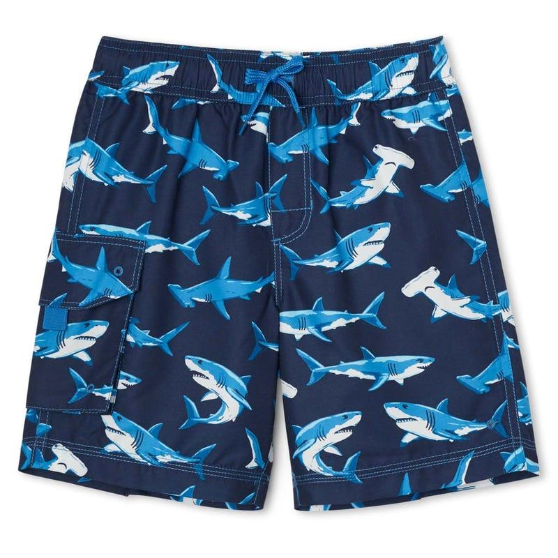 Boardshort Requins 2-6ans
