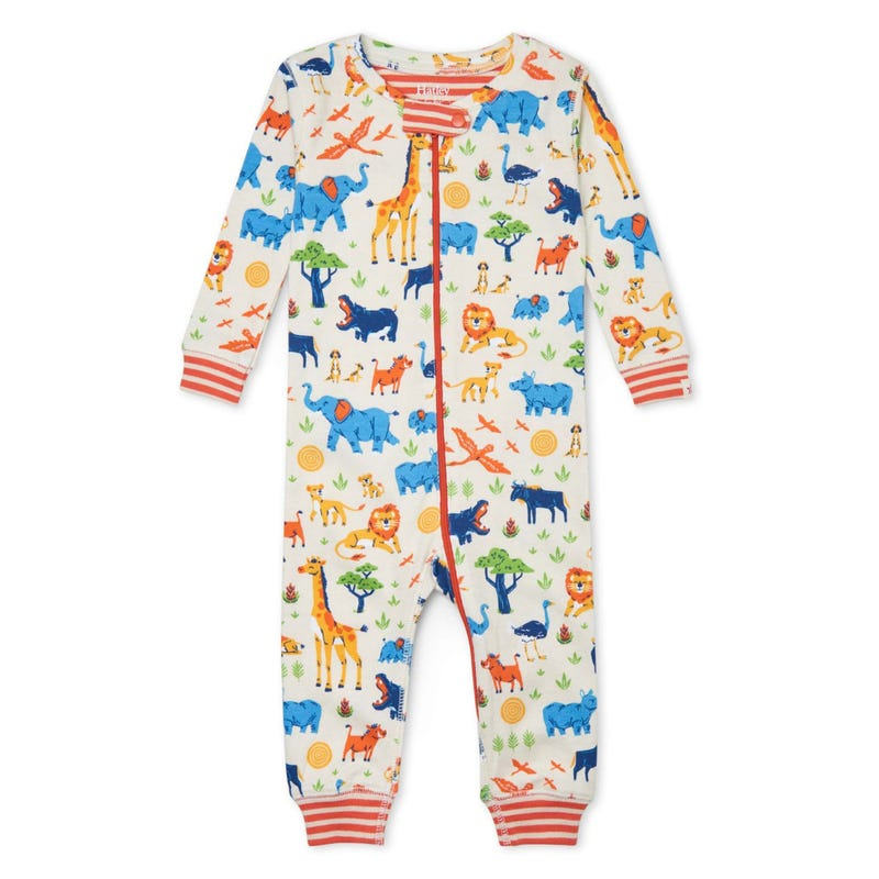 Pyjama Safari 3-24mois