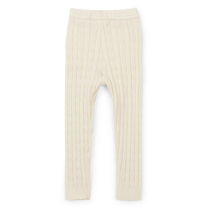 Chic Cable Knit Legging 2-8y
