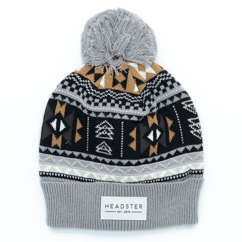 Tuque Native 4-10ans