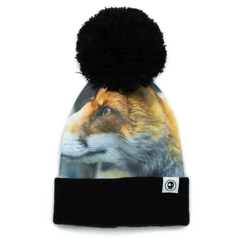 Tuque Wild Fox 4-10ans