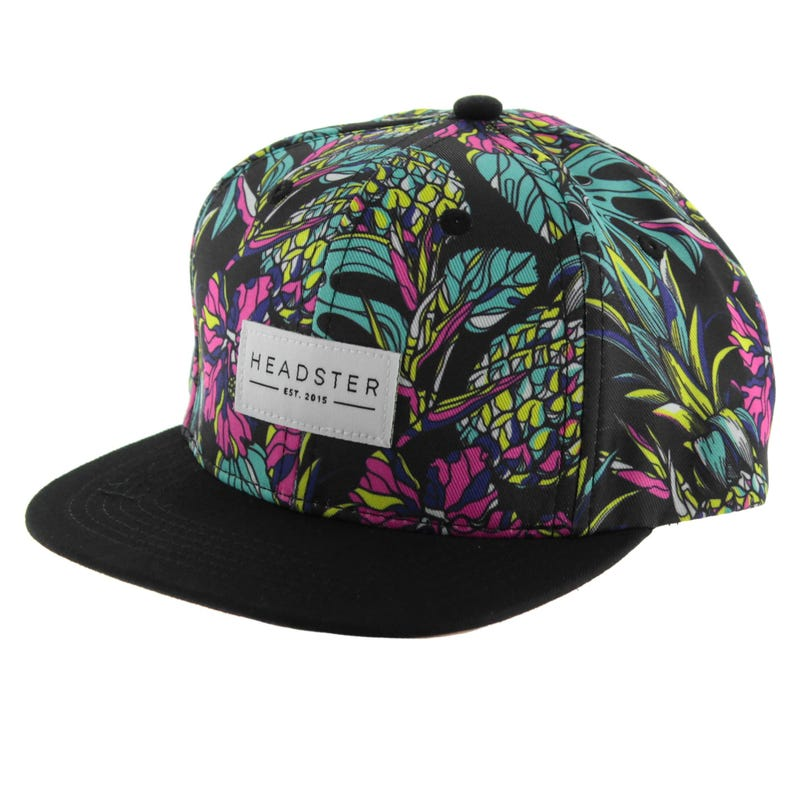 Pineapple Cap 2-16