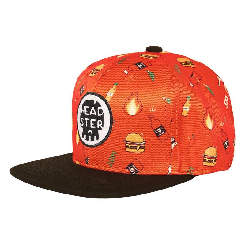 BBQ Cap 2-7y