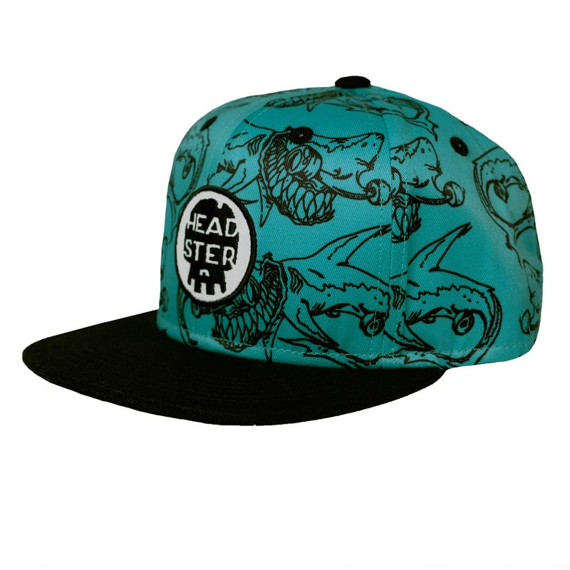 Casquette shark wheel 7-16
