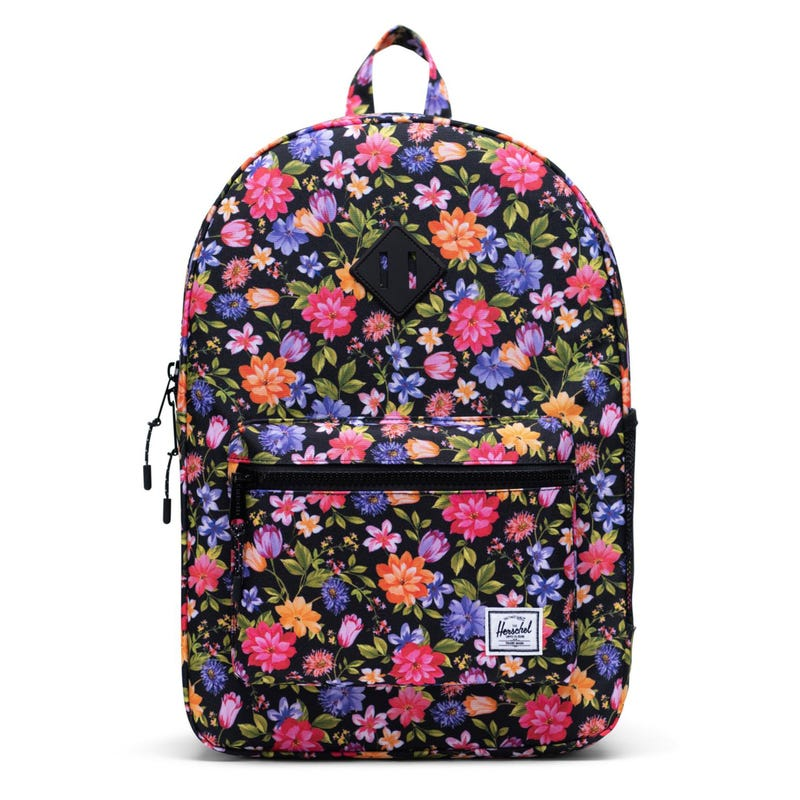 Heritage Youth XL Backpack 22L - Flowers
