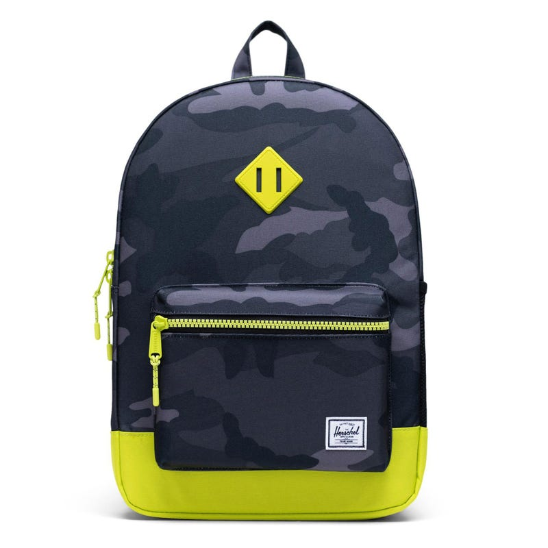 Heritage Youth XL Backpack 22L - Lime Camo