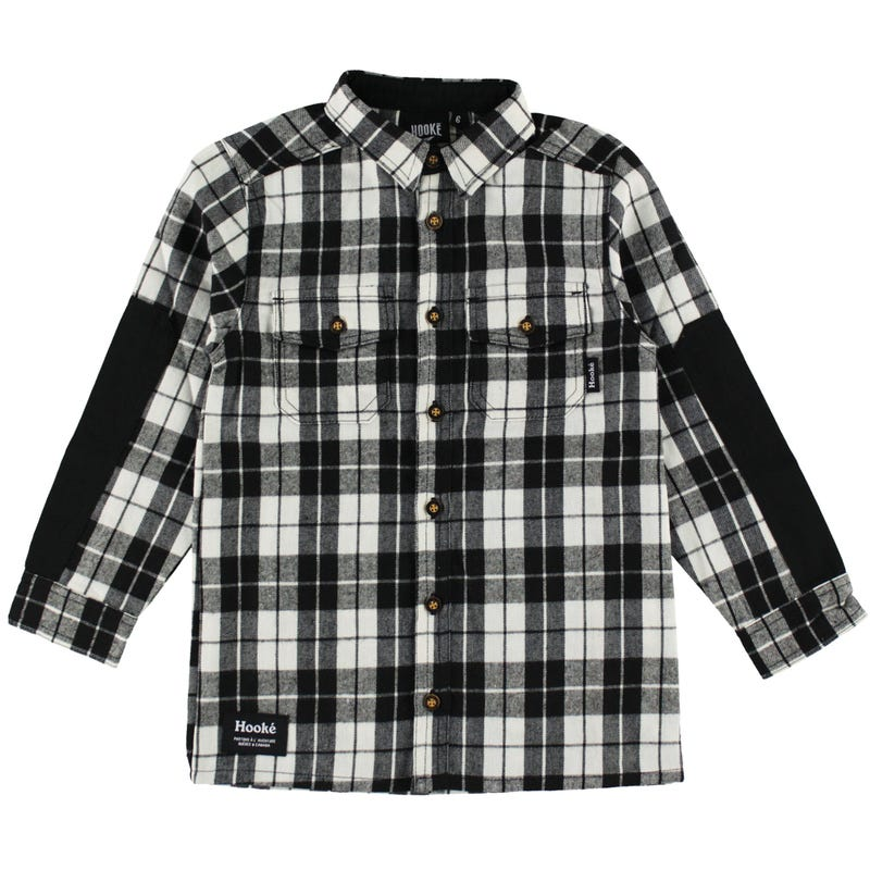 Hooké Plaid Shirt 2-8