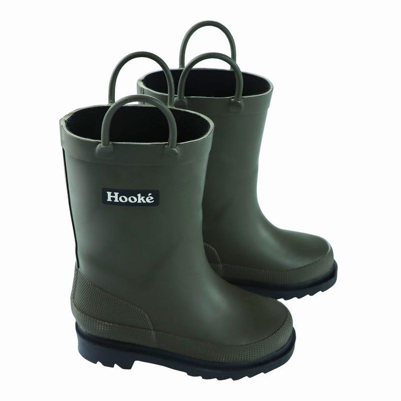 Hooké Rainboots 5-13