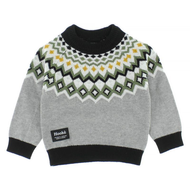 Sweater Hooke 2-8