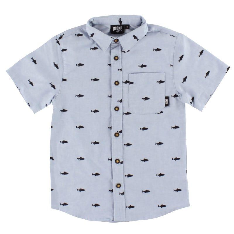 Hooké Printed Shirt 2-12y