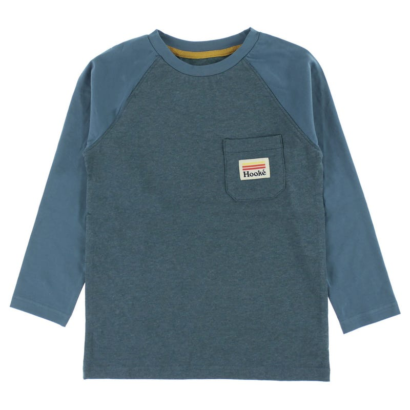 T-Shirt Raglan Hooké 2-12ans