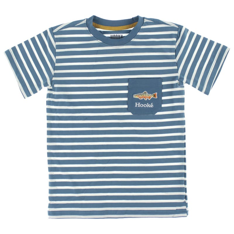 Hooke Striped T-Shirt 2-12y