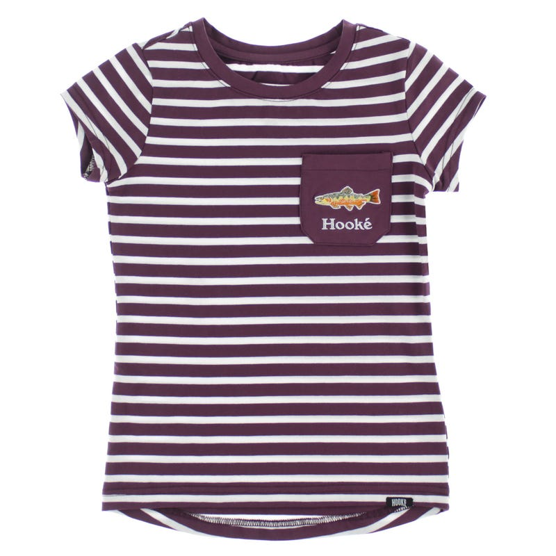 Hooké Striped T-Shirt 2-12y
