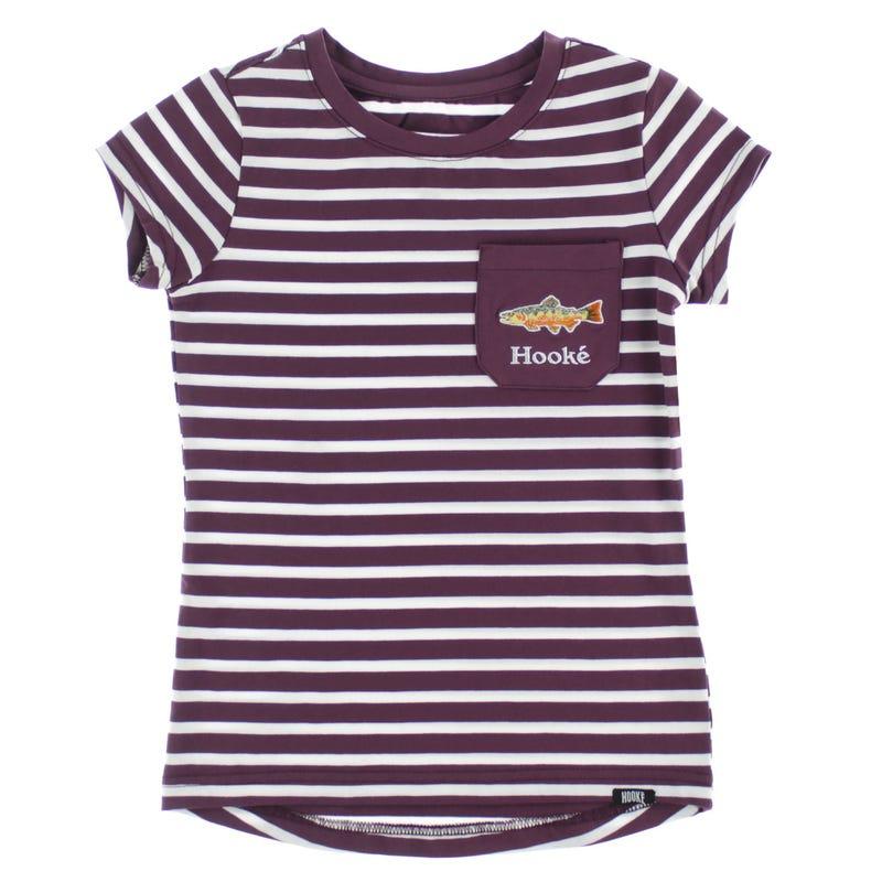 T-Shirt Rayé Hooké 2-12