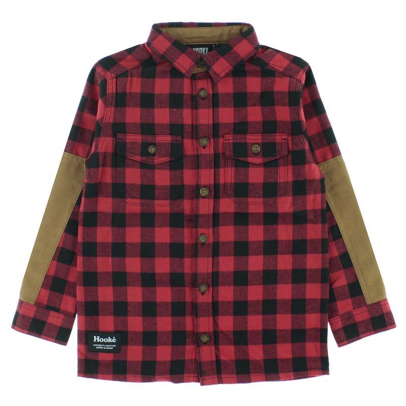 Hooké Plaid Shirt 2-14