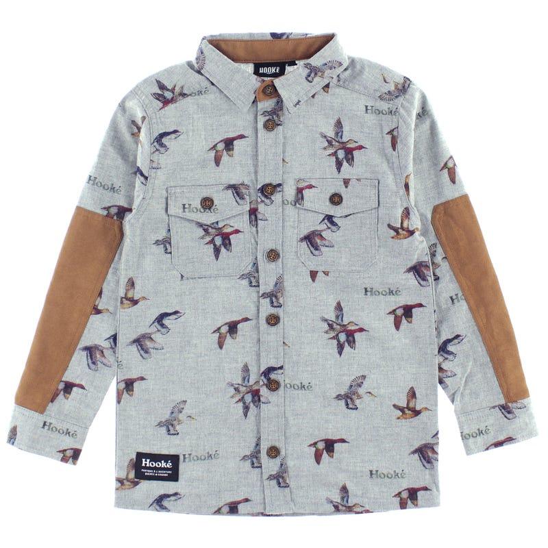 Hooké Ducks Shirt 2-14