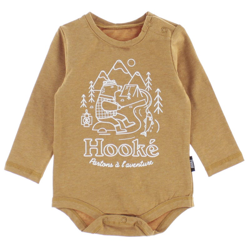 Hooké Adventure Bodysuit 3-24m