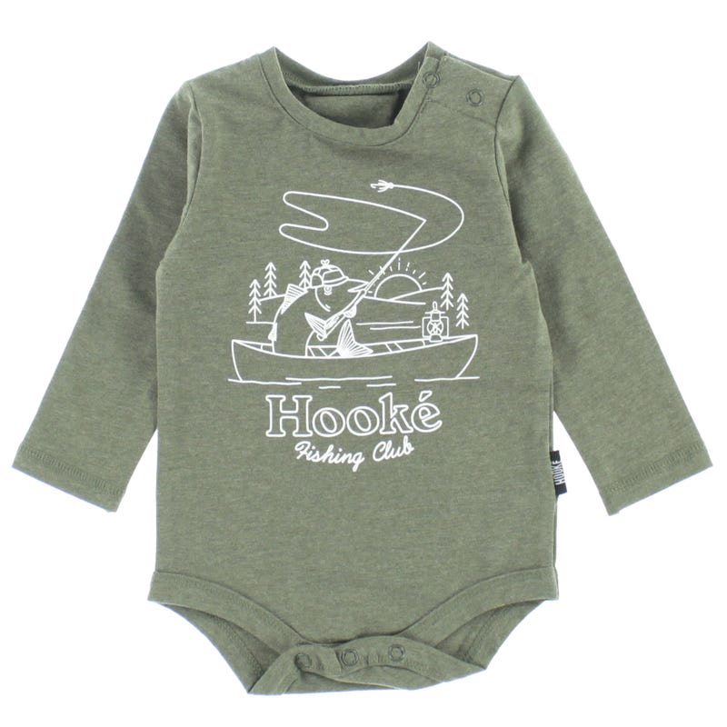 Hooké Fishing Bodysuit 3-24m