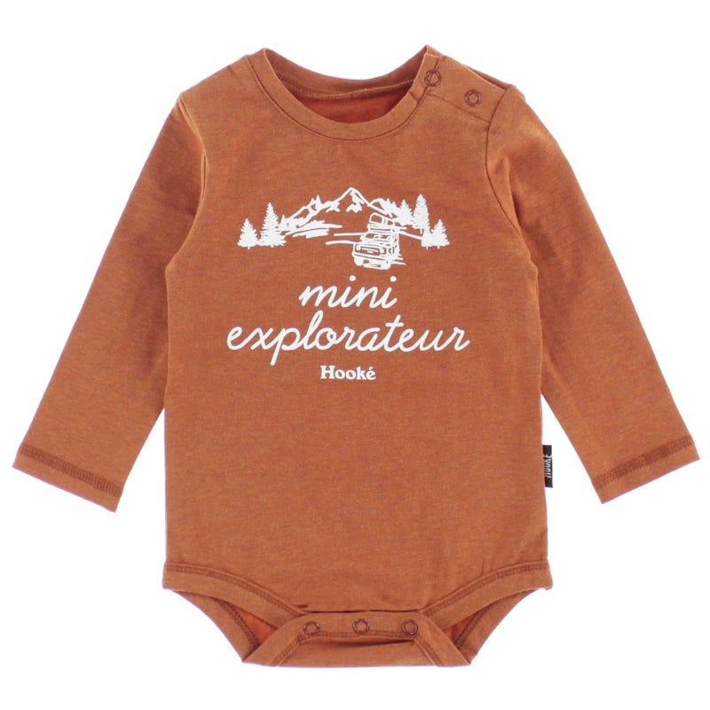 Cache-Couche Explorateur Hooké 3-24mois